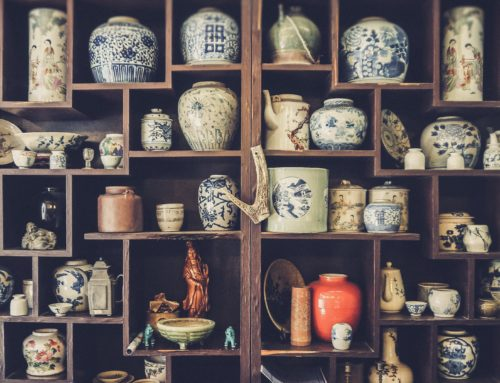 Antiquitäten für unsere neue Praxis